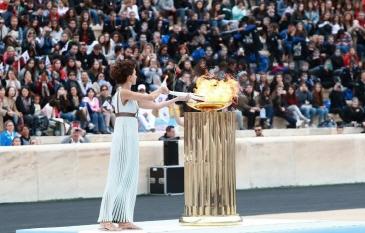 평창동계올림픽 및 패럴림픽 성화봉송